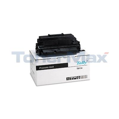 TALLY T9114 TONER/DRUM CARTRIDGE